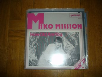 """12"" Miko Mission -How Old Are You- Special remix"