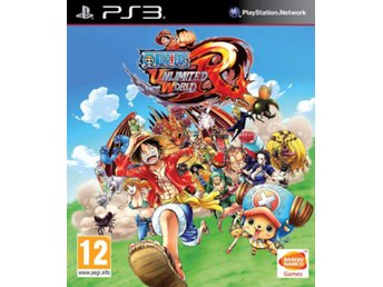 One Piece: Unlimited World Red - Playstation 3
