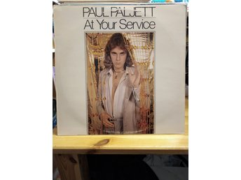 Paul Paljett - At Your Service