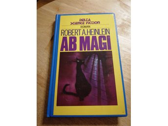 AB Magi - Robert A. Heinlein - Delta Science Fiction Roman