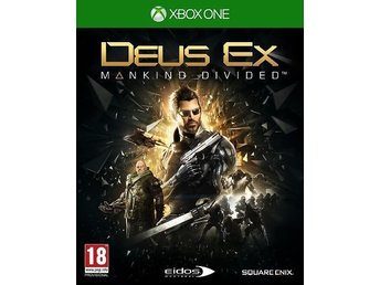 Deus Ex: Mankind Divided (Beg)