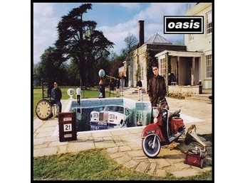 Oasis: Be here now (Rem) (2 Vinyl LP + Download)