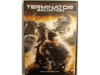 TERMINATOR SALVATION - DVD