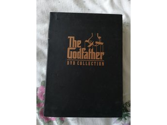 The godfather DVD collection Svenskt text