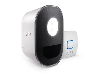 Arlo Security Light System with 1 Wire-Free Smart Light