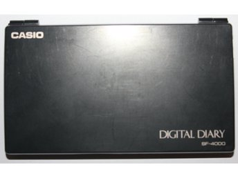 Casio Digital Diary SF-4000