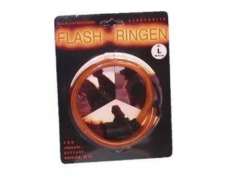 Flash Ringen- Blink till både dig och hunden- Xsmall - Stockholm - Flash Ringen- Blink till både dig och hunden- Xsmall - Stockholm