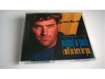 Michael W. Smith - I Will Be Here for You, CD, Maxi-Single