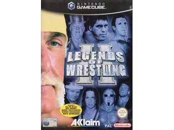 GC - Legends of Wrestling II *