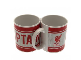 Liverpool Mugg Captain