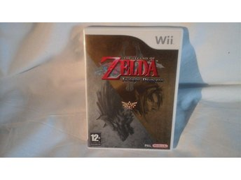 Tv spel The Legends of Zelda Twilight princess