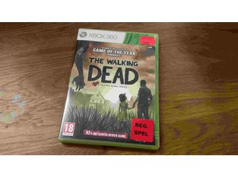 THE WALKING DEAD XBOX 360 BEG