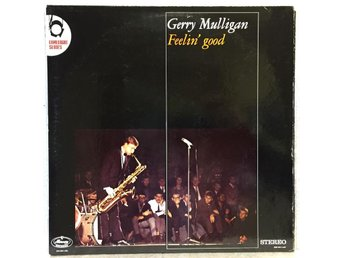 Gerry Mulligan / Feelin' Good - Mercury Limelight 220 024 stereo