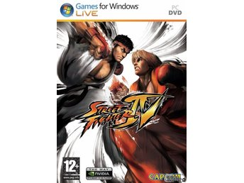 Street Fighter IV (4)