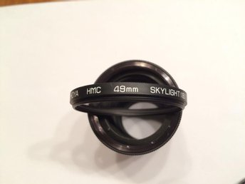 Hoya HMC skylight (1B) 49mm excellent condition
