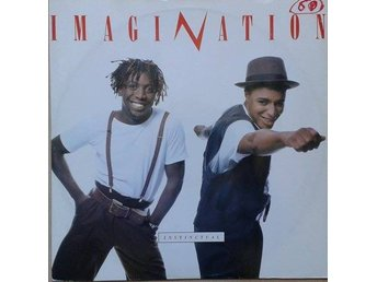 "Imagination title* Instinctual* House, Synth-pop  12"" UK"