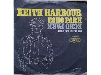 "Keith Barbour title* Echo Park* Pop Rock 7"" Netherlands"