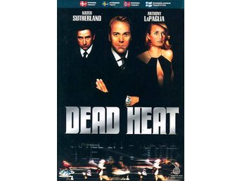 Dead Heat 2002 DVD Kiefer Sutherland och Anthony LaPaglia