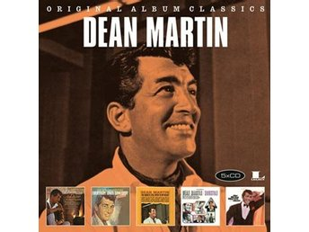 Martin Dean: Original album classics 1964-66 (5 CD)