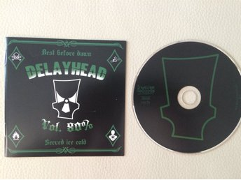 "DELAYHEAD "" VOL.80%"", FINLAND 2014, HEAVY METAL"