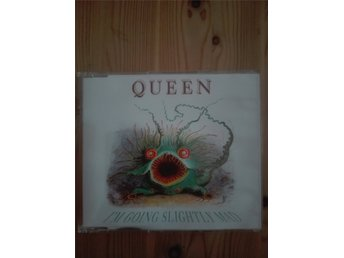 CD QUEEN I`M GOING SLIGHTLY MAD