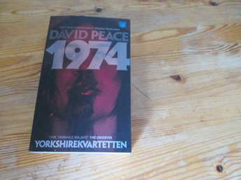 1974 DAVID PEACE POCKET I FINT SKICK