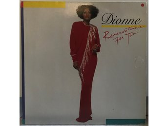Dionne Warwick - Reservations For Two (Vinyl, LP)