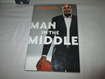 John Amaechi - Man in the middle /engelsk text