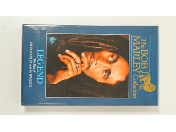 THE BOB MARLEY COLLECTION -VHS VIDEO