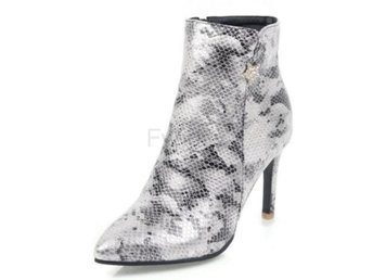 Dam Boots Snow Botas For Snow Woman Footwear Silver 40