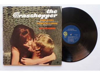 ** Billy Goldenberg ‎– The Grasshopper **