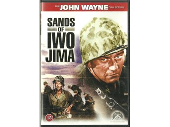 ** JOHN WAYNE  in  Sands of IWO JIMA  **