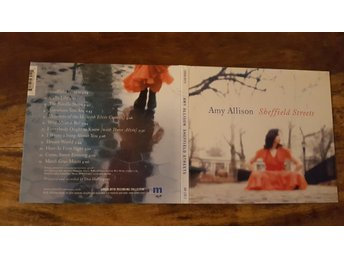Amy Allison / Sheffield Streets (CD 2009 / Digipack)