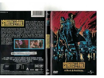 Streets of Fire , DVD