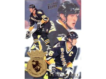 Ultra 1994-95 Scoring Kings 5 Mario Lemieux Pittsburgh Penguins