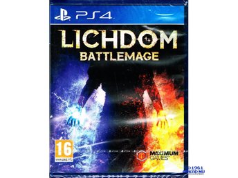 LICHDOM BATTLEMAGE PS4