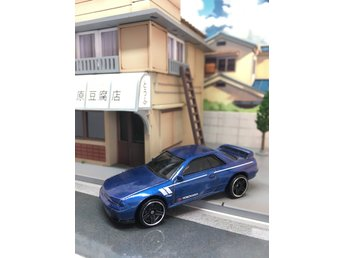 Hot Wheels Nissan Skyline GT-R R33
