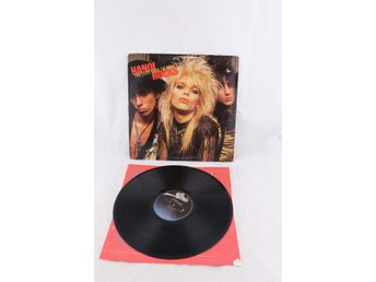 Vinyl, Hanoi Rocks, Two Steps From the Move