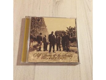 PUFF DADDY & THE FAMILY - NO WAY OUT. (CD )