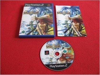 SAMURAI SHODOWN V till Playstation 2 PS2 - Blomstermåla - SAMURAI SHODOWN V till Playstation 2 PS2 - Blomstermåla