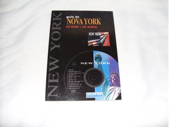 Rese Guide New York CD ROM + CD Audio till PC & Mac datorer