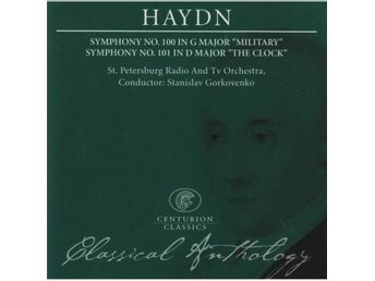 St. Peterburg Radio And TV Orchestra - Haydn: Classical Anthology - 2004 - CD - Bålsta - St. Peterburg Radio And TV Orchestra - Haydn: Classical Anthology - 2004 - CD - Bålsta