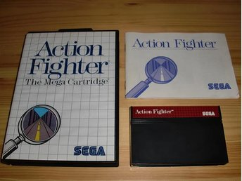 MS: Action Fighter - Karlskoga - MS: Action Fighter - Karlskoga