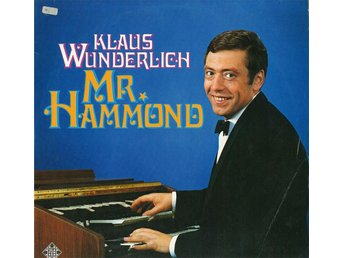 LP Klaus Wunderlich - Mr Hammond