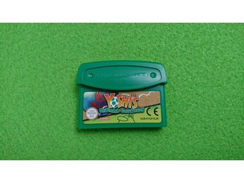 Yoshis Universal Gravitation GBA Gameboy Advance