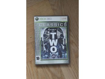 Army of Two - Classics - Xbox 360