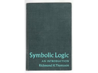 Symbolic logic - An Introduction
