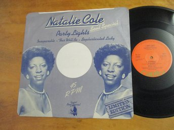 "Natalie Cole ""Party Light"""