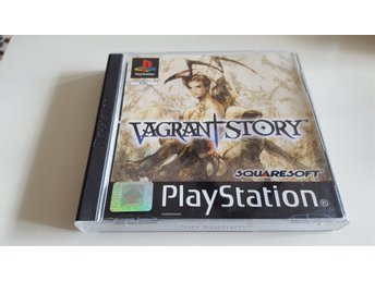 Vagrant story ps1 spel