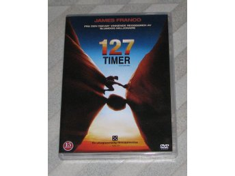127 Timmar - 127 Hours - Svensk Text (DVD) Danny Boyle - James Franco Kate Mara - Ski - 127 Timmar - 127 Hours - Svensk Text (DVD) Danny Boyle - James Franco Kate Mara - Ski